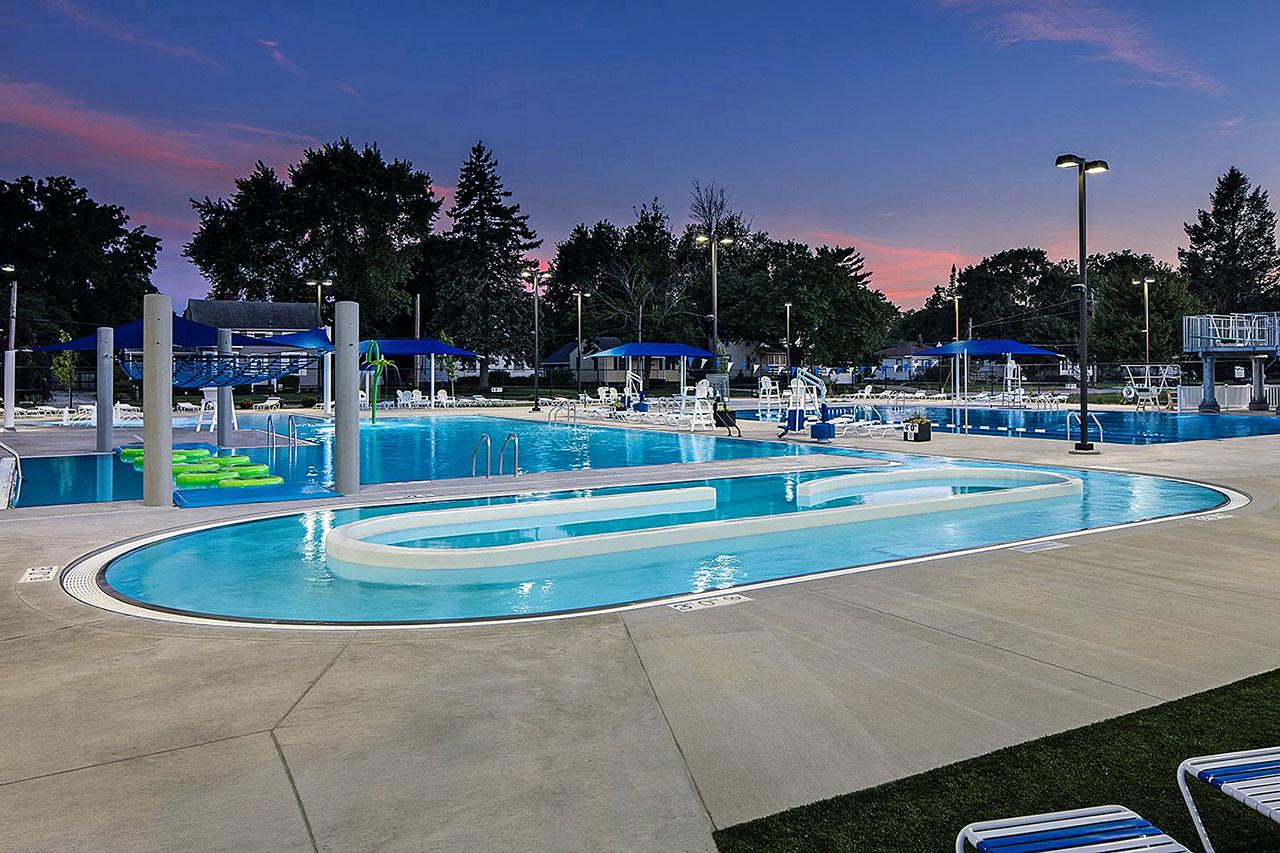 Recreation Paddock Pool Equipment Company