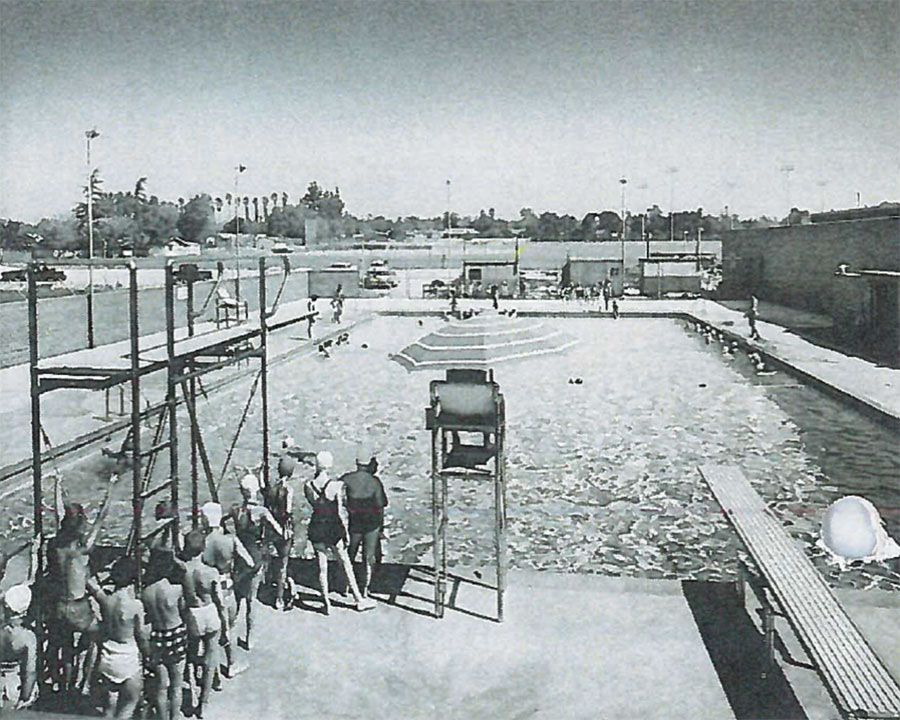 history paddock pool equipment company