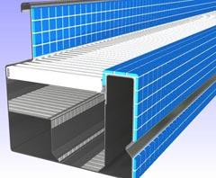 Stainless Steel Pool Gutters Perimeter Pool Gutters