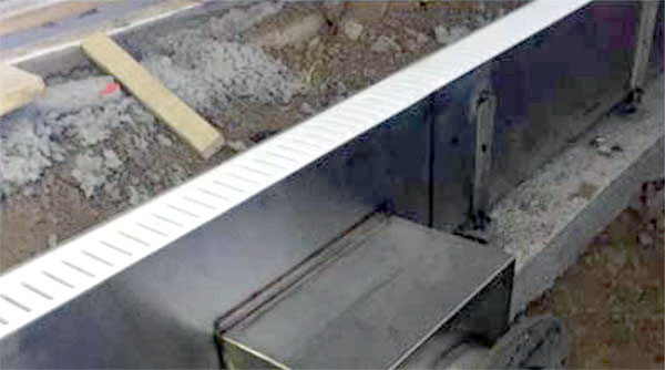 Deck Drains