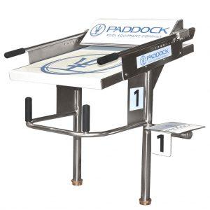Fast Track 3 Paddock Pool Equipment Company