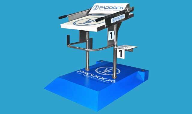 Competition Swimming Pool Equipment Starting Platforms Track Start Platform