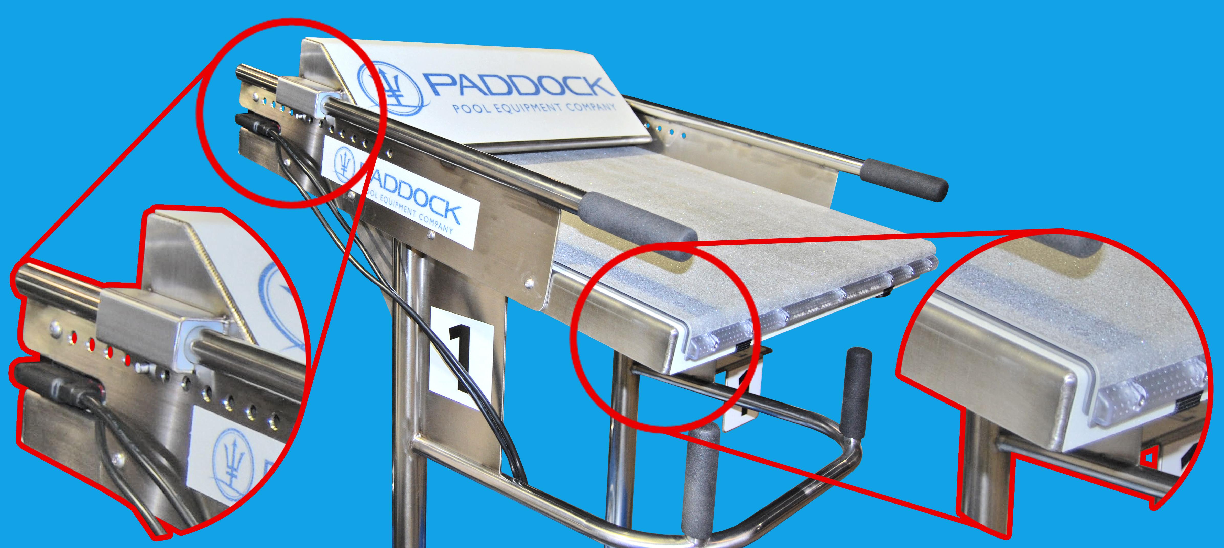 Fast Track Timer Clip Paddock Pool Equipment Company